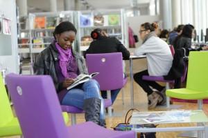Equipements culturels la duchere bibliotheque