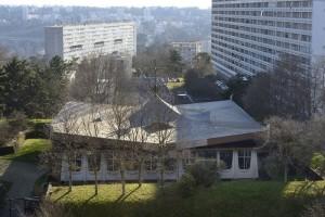 Histoire de la duchère Eglise du plateau