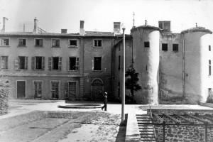 Histoire la duchère 1950