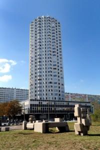 histoire la duchère Tour panoramique