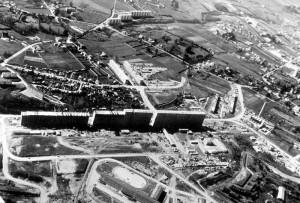 Histoire la duchère 1961 La Barre des 1000