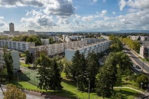 Duchère, Lyon, La sauvegarde, quartier